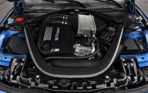 bmw m3 2019 двигатель