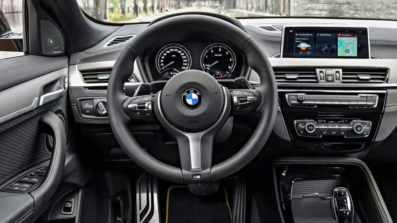 bmw x2 2019 interior