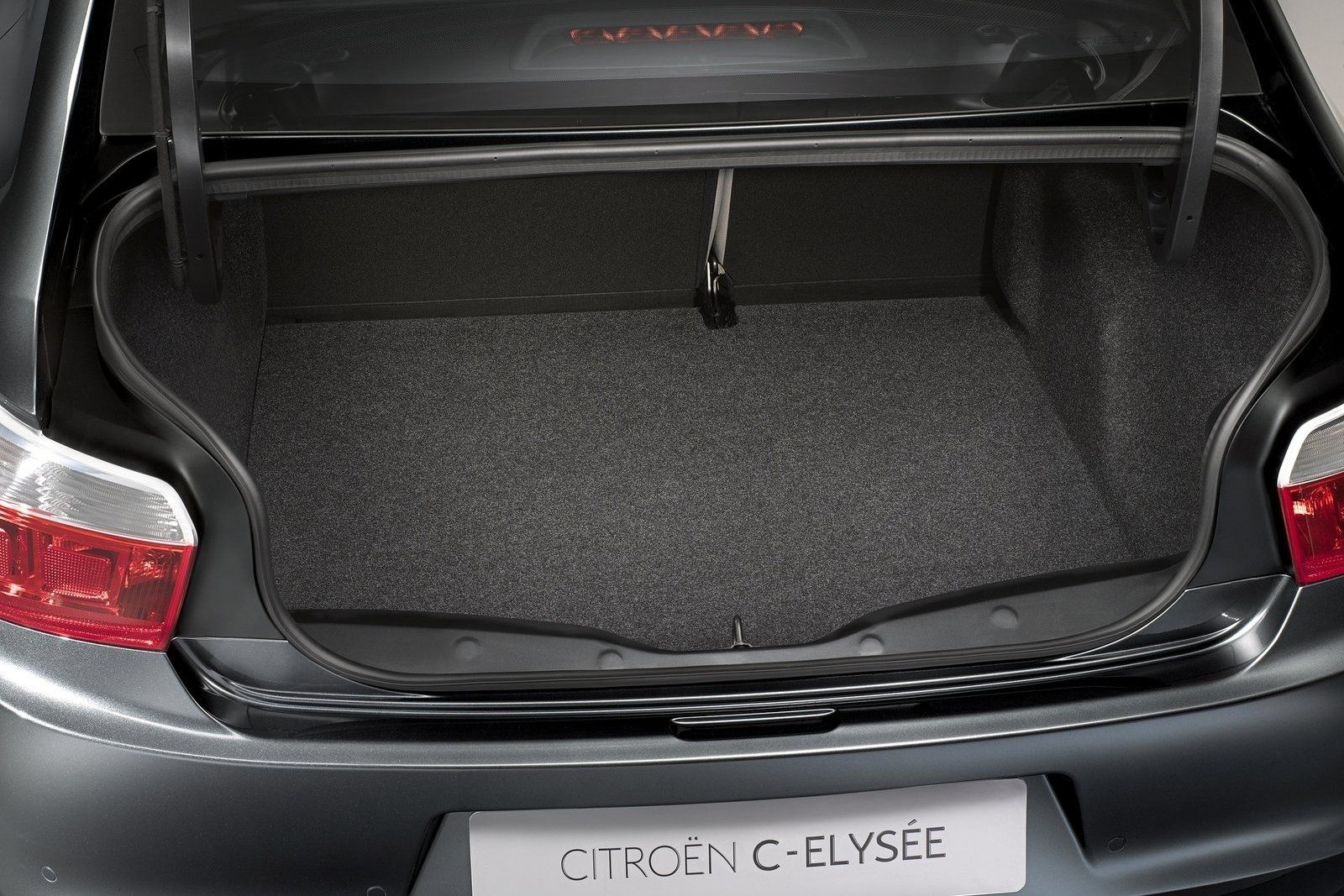 citroen c elysee багажник