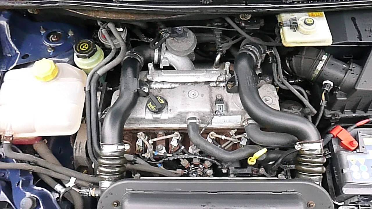 форд торнео мотор
