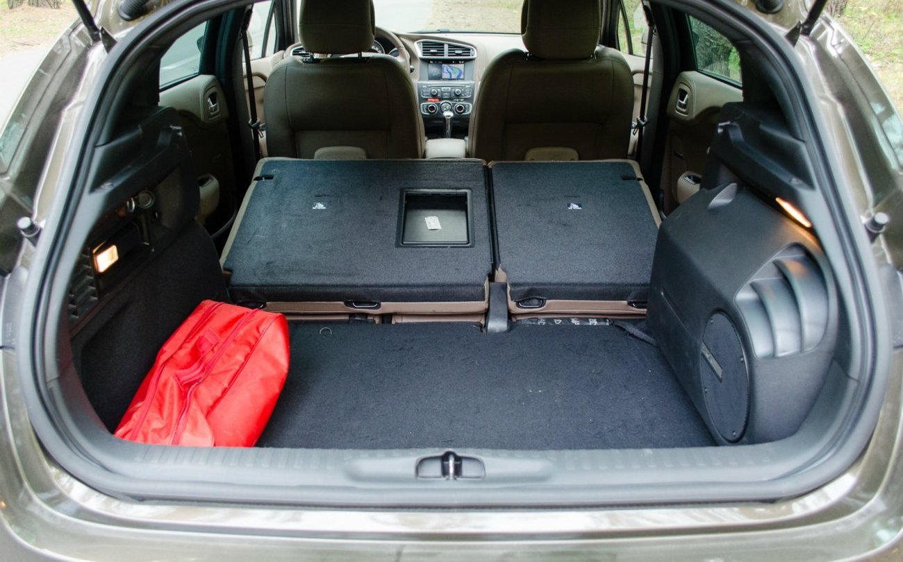 ситроен ds4 багажник