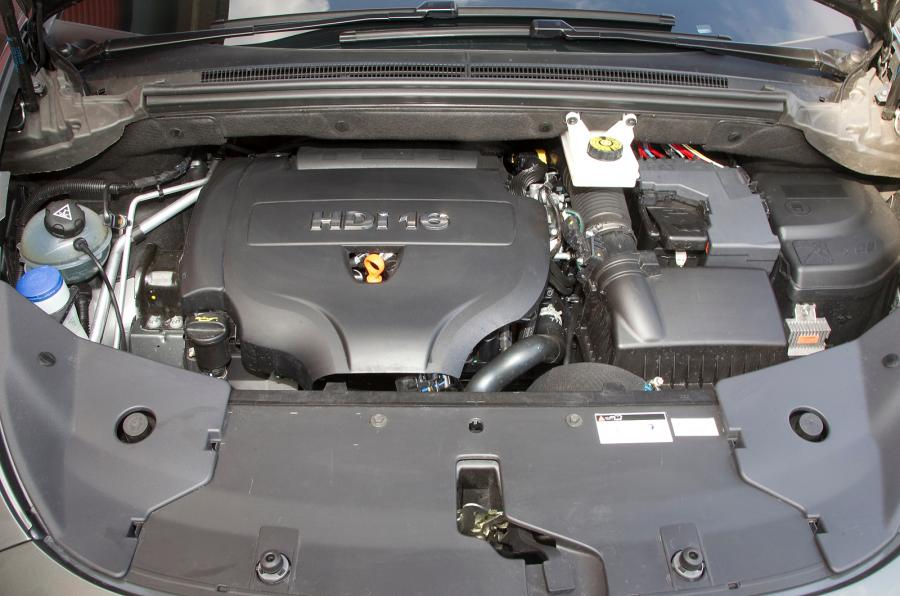 ситроен дс5 мотор