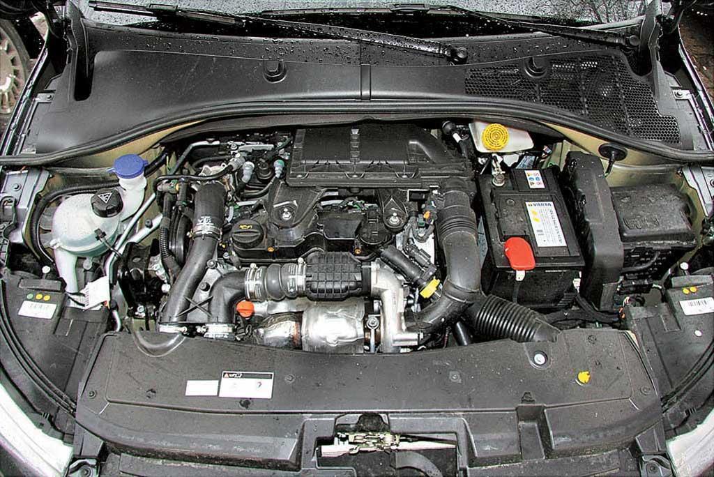 ситроен с2 мотор