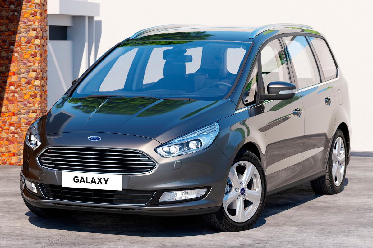 форд галакси
