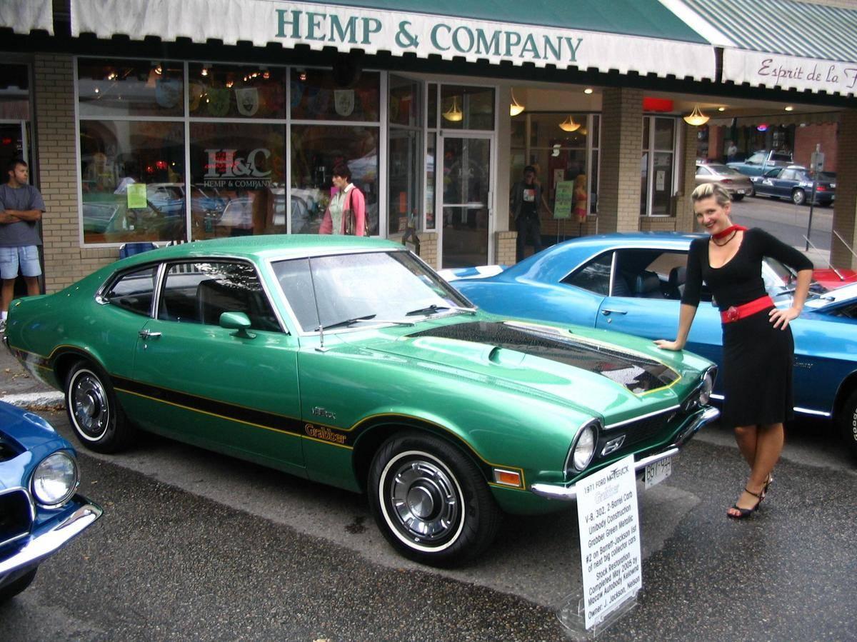 ford maverick car