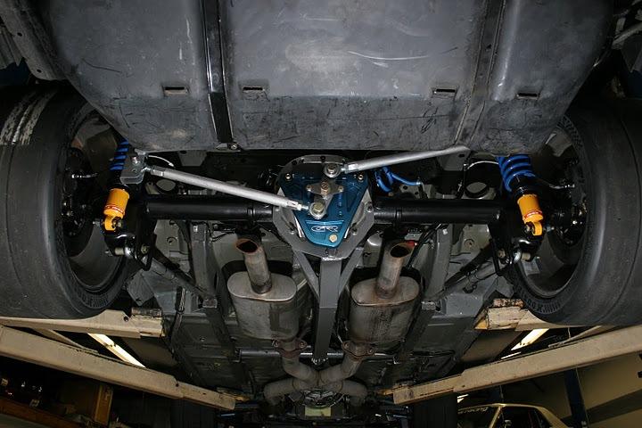 ford mustang подвески