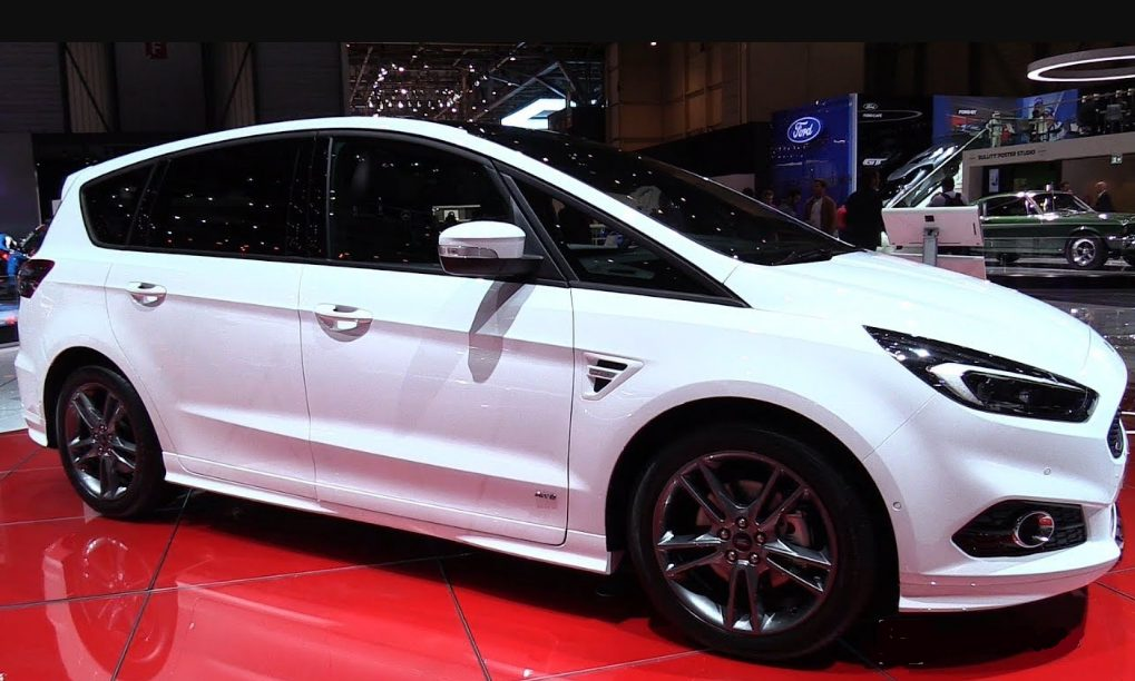 ford s max 2019 белый