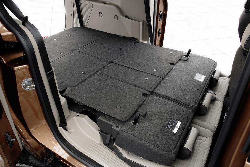 ford tourneo connect грузовой багажник