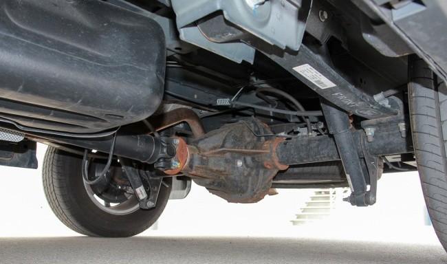ford tourneo connect подвеска