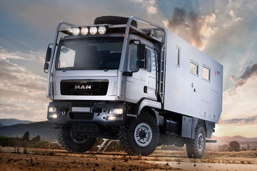 грузовик TGM