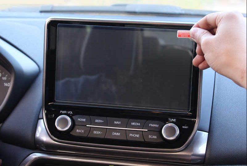 форд экоспорт мультимедиа