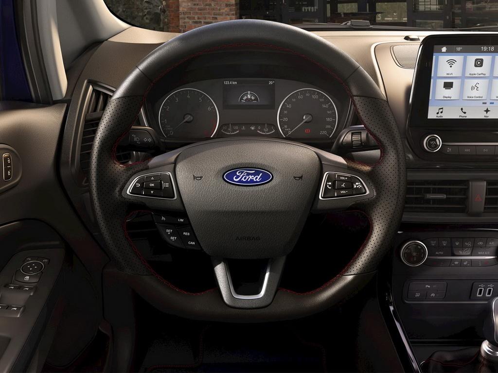 форд экоспорт руль