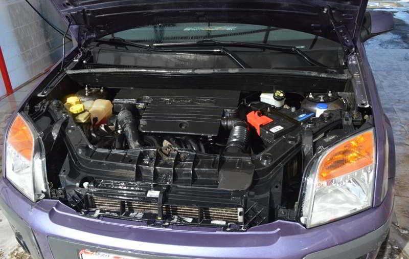 форд фьюжн двигатель.
