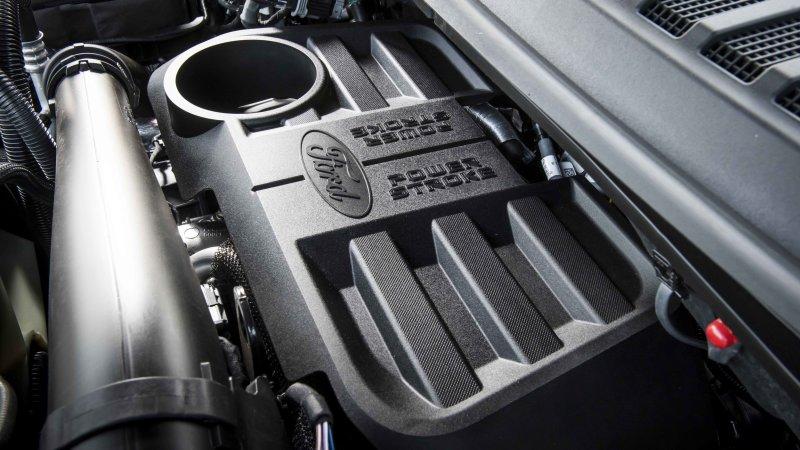 ford ranger двигатель