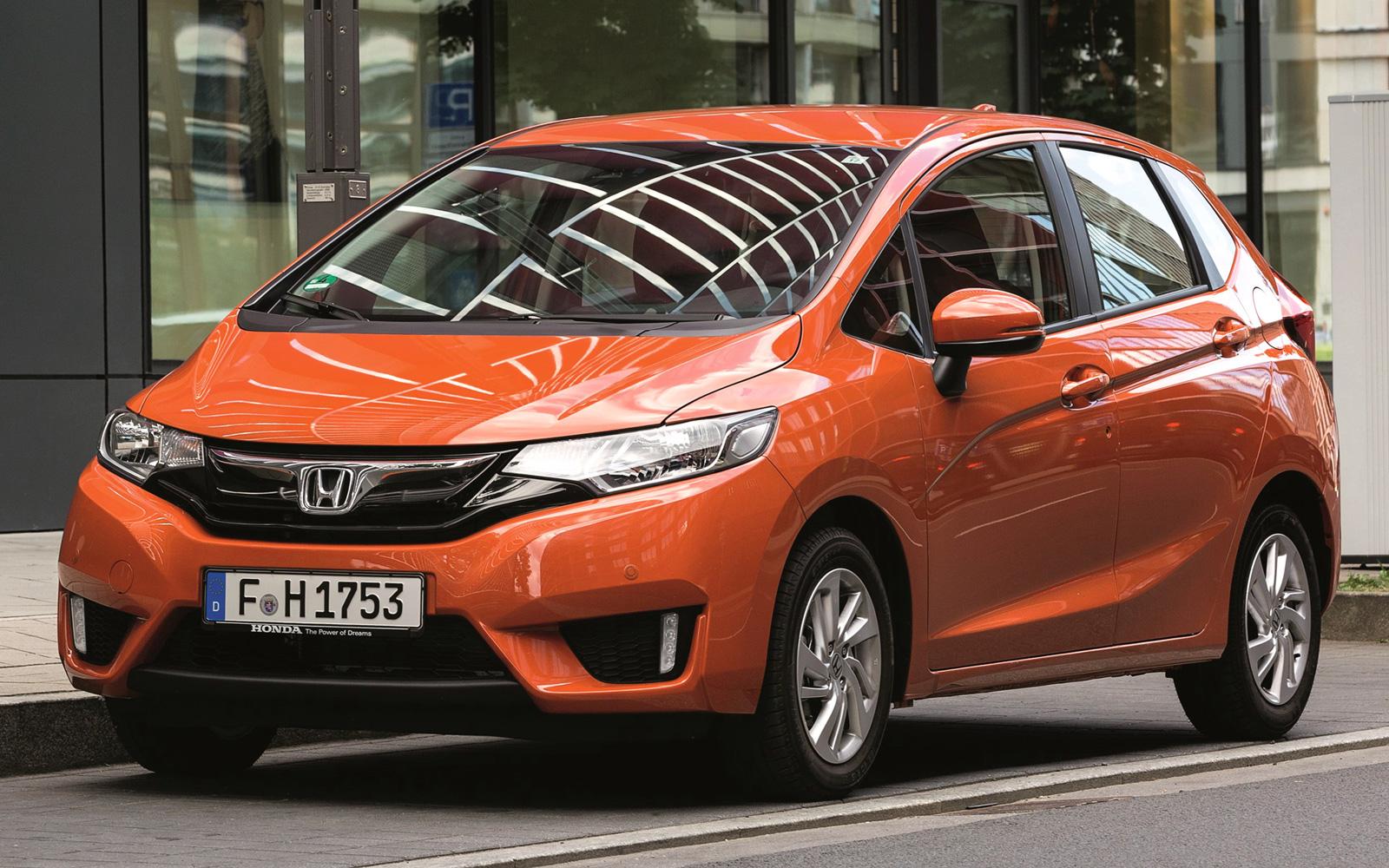 Хонда Фит/Джаз (Honda Fit/Jazz) 3 поколения в 2019 году ...