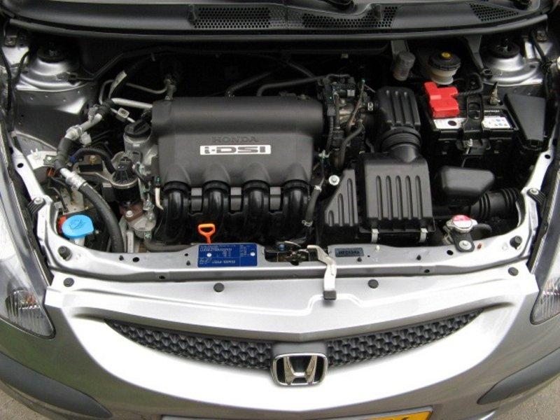 хонда джаз двигатель