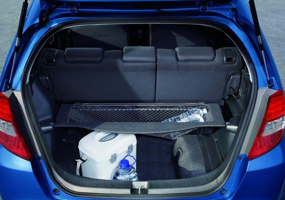 honda jazz багажник
