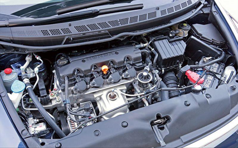 хонда цивик двигатель