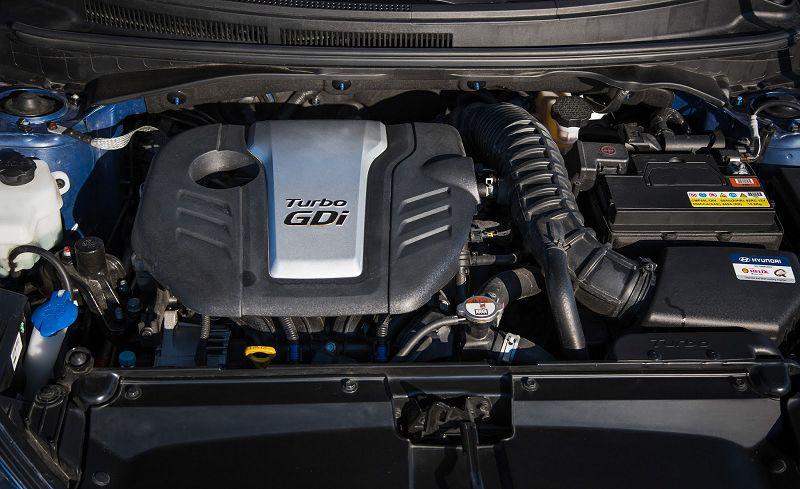 hyundai i20 двигатель