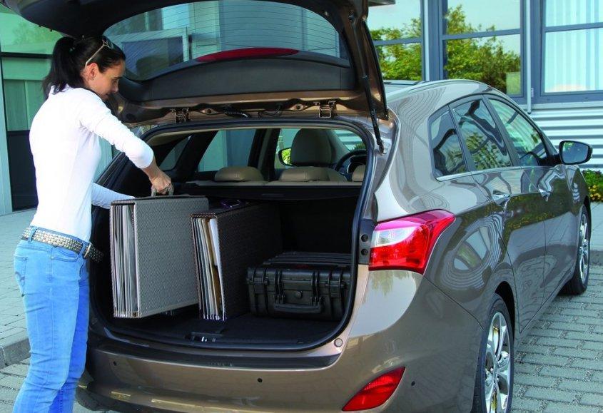 hyundai i30 багажник