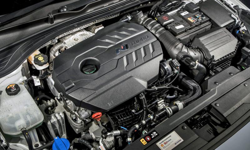hyundai i30 двигатель