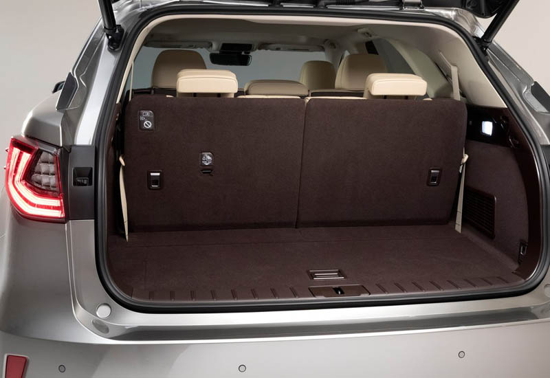 lexus lx 2019 багажник