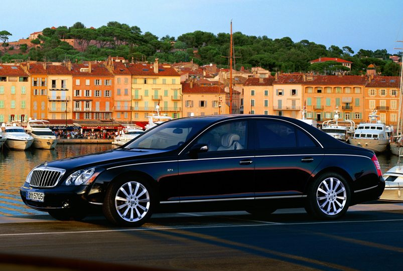 maybach 57 price in india