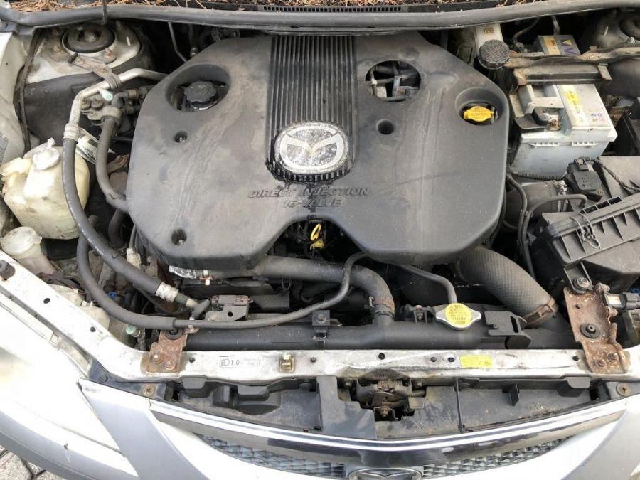 мазда премаси мотор
