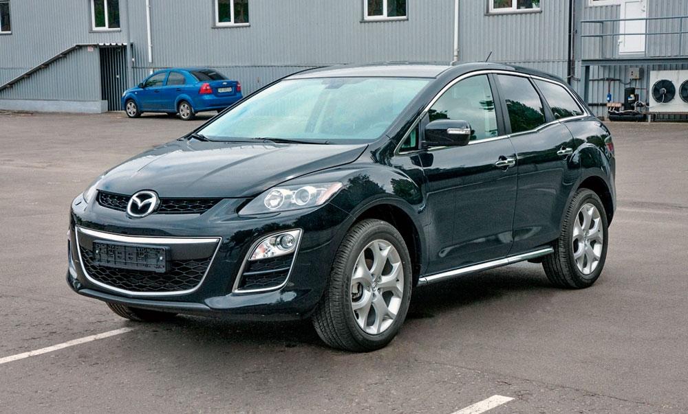 Mazda CX 7 2019 года: отзывы, цена, характеристики, фото