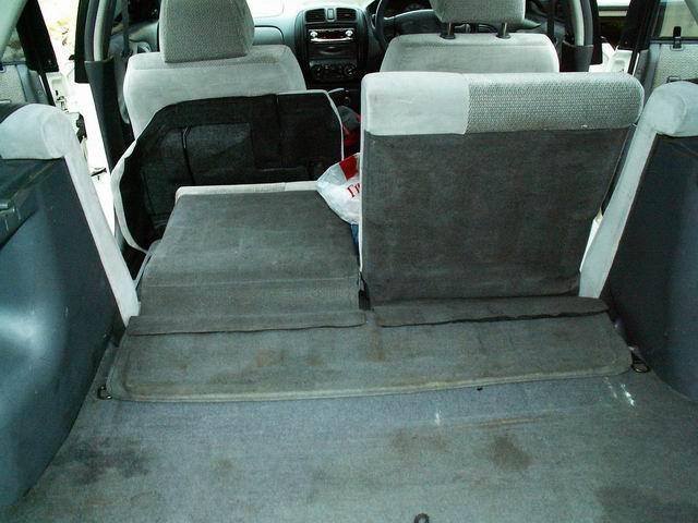 размер багажника mazda familia s wagon