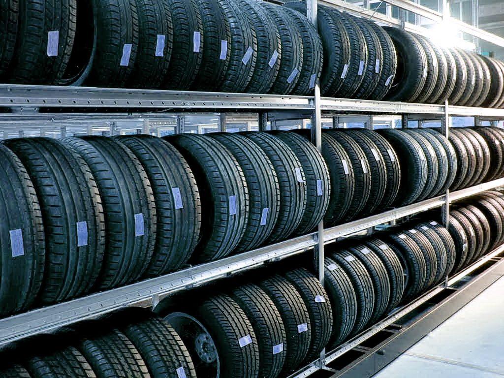 хранение шин