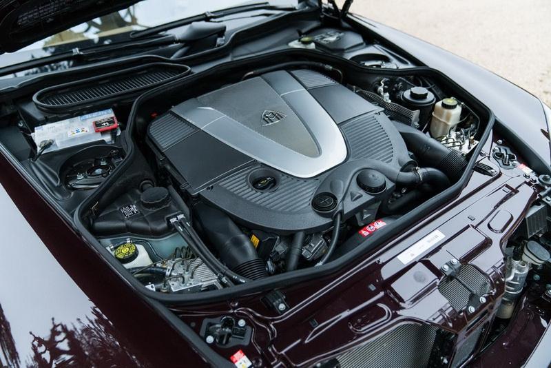 майбах 62 мотор.