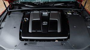 lexus ls 500 двигатель