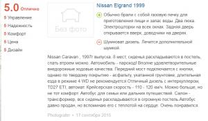 о Nissan Elgrand