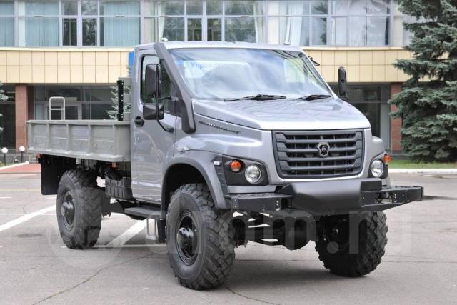Новый ГАЗ «САДКО» NEXT