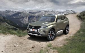Lada 4x4 Vision 2020