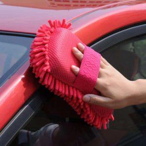 Губка для мытья машины