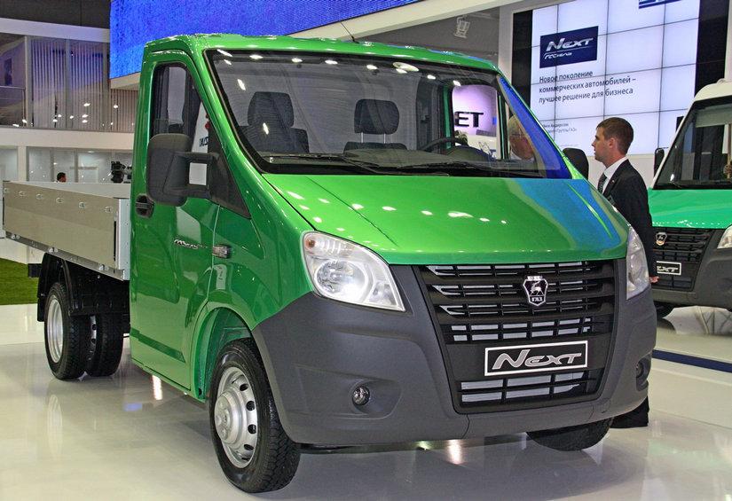 ГАЗель Next с турбированным дизельным двигателем