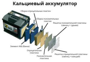 кальциевый аккумулятор как зарядить