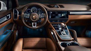 Porsche Panamera 2020 салон