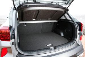 Kia Seltos 2020 багажник
