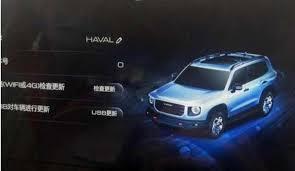 Haval H5 заменит внедорожник Hover