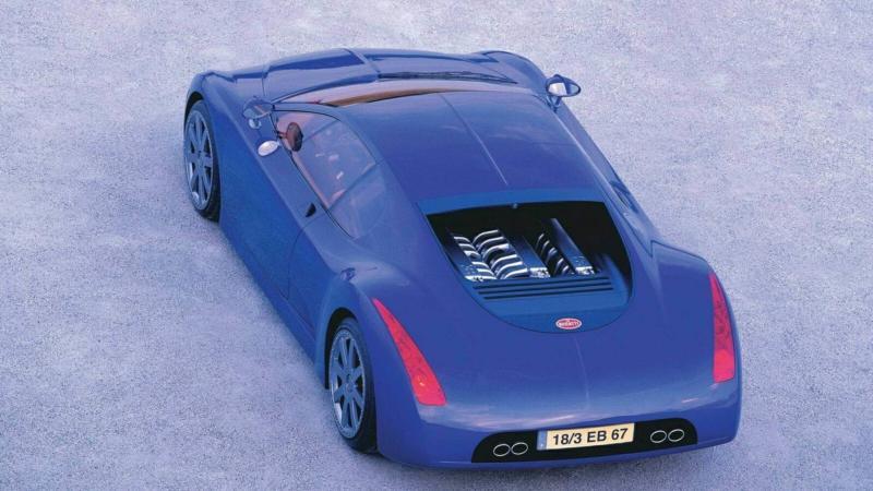 Bugatti EB18/3