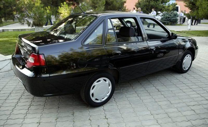 Daewoo Nexia фото авто