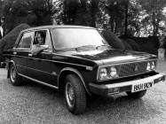 Экспортная модификация ВАЗ-21064 с правым рулем